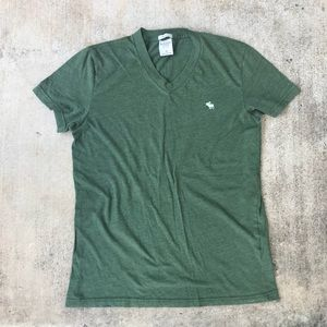 Forest Green AF Muscle Shirt